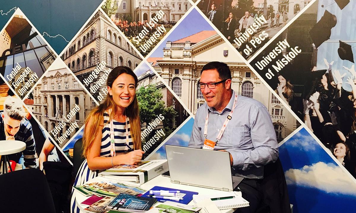 Atılım Üniversitesi / İspanya Anlaşma Görüşmeleri