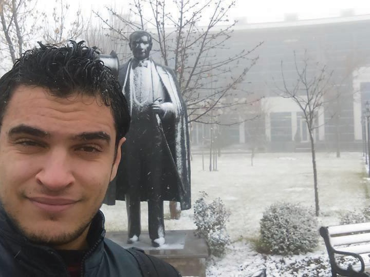 Mısırlı Ahmet Eid Elbanna'nın Tercihi Atılım Üniversitesi
